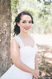 Taylor Kimler makeup artist. Work by makeup artist Taylor Kimler demonstrating Bridal Makeup.Bridal Makeup Photo #78625