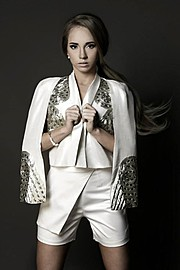Teagan Jade model. Photoshoot of model Teagan Jade demonstrating Fashion Modeling.Fashion Modeling Photo #100987