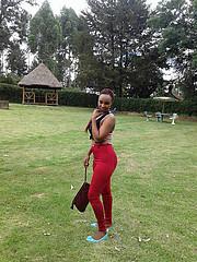 Teresia Wanjiru Model