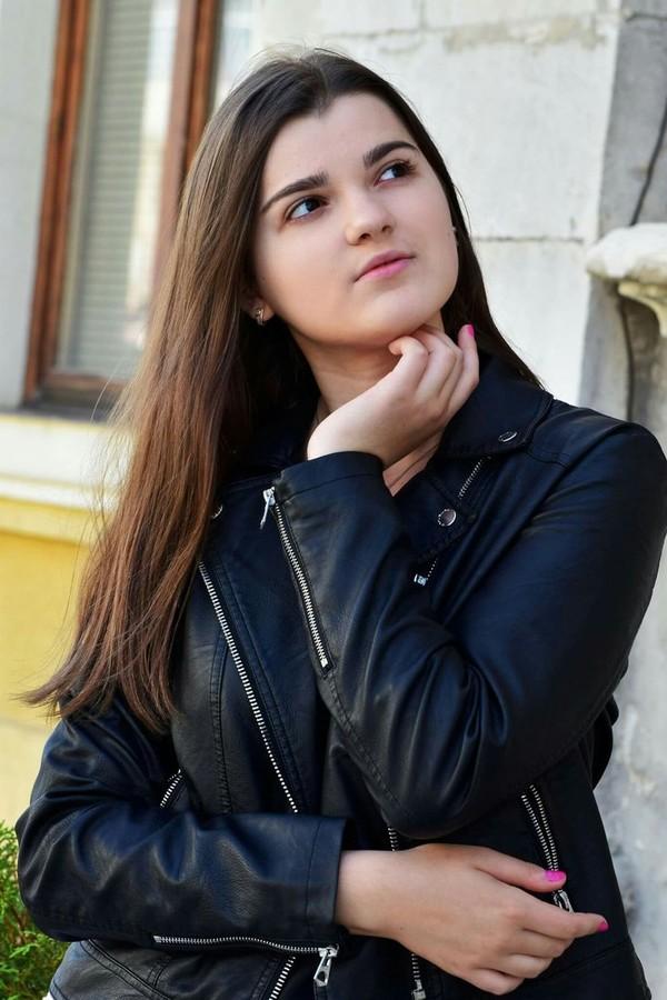 Tetiana Misiak Modelka
