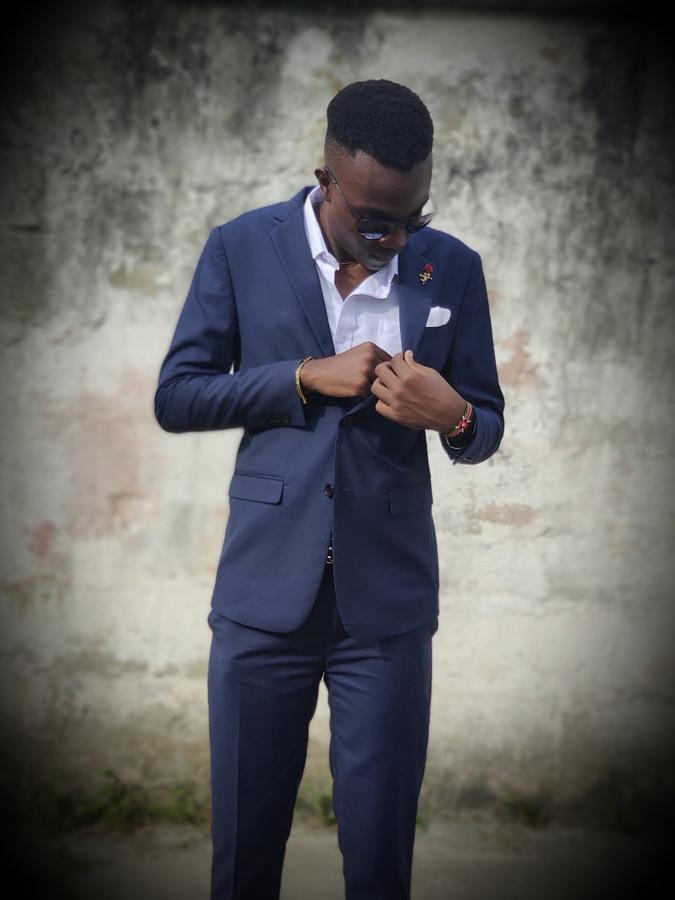 Tevin Mugambi Model