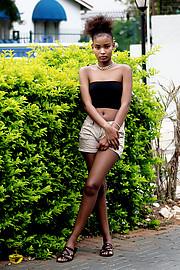 Thato Laka model. Photoshoot of model Thato Laka demonstrating Fashion Modeling.Fashion Modeling Photo #226998
