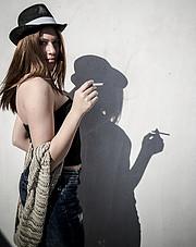Theofilos Koutroumanis photographer. Work by photographer Theofilos Koutroumanis demonstrating Portrait Photography.Portrait Photography Photo #209233