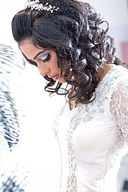 Theresa Francine makeup artist. Work by makeup artist Theresa Francine demonstrating Bridal Makeup.Wedding Photography,Bridal Makeup Photo #60556