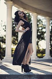 Tia Naccarato model & makeup artist. Photoshoot of model Tia Naccarato demonstrating Fashion Modeling.Fashion Modeling Photo #111738