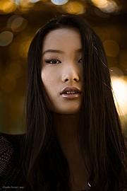Tiffany Zhou model & actress. Photoshoot of model Tiffany Zhou demonstrating Face Modeling.photographer: Claudia FerrariPortrait Photography,Face Modeling Photo #171192