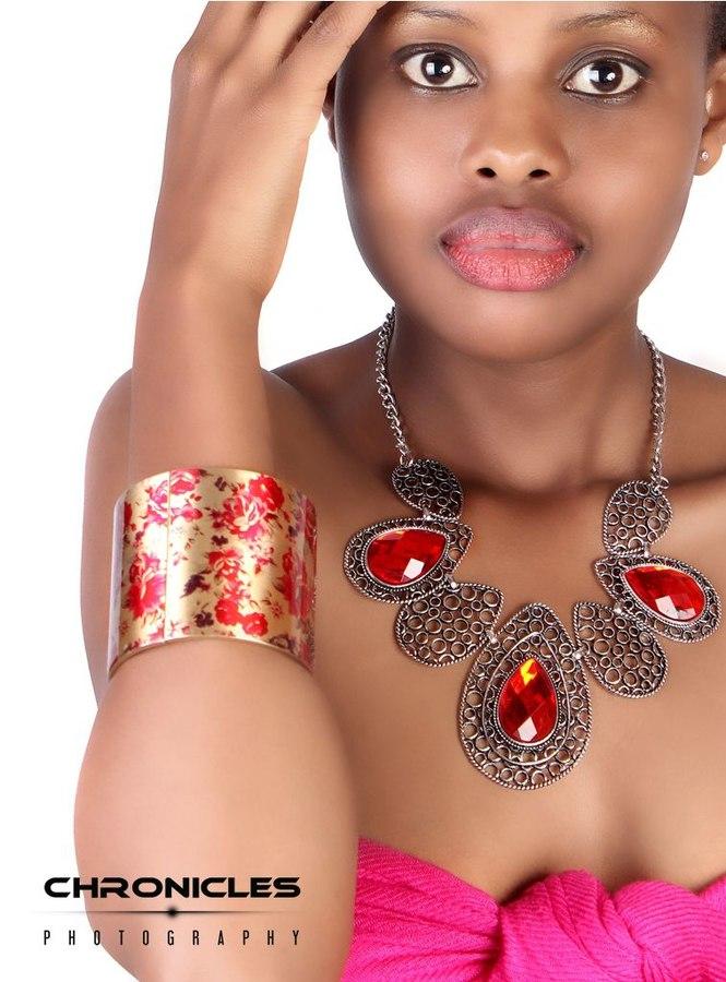 Tina Njeri Model