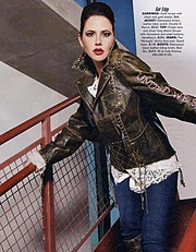 Tisa Mccay model. Modeling work by model Tisa Mccay. Photo #73932