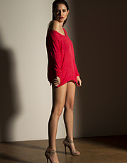 Tisa Mccay model. Modeling work by model Tisa Mccay. Photo #73933