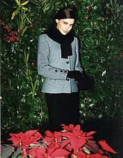 Tisa Mccay model. Modeling work by model Tisa Mccay. Photo #73936