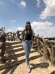 Tiya Alkerdi model. Photoshoot of model Tiya Alkerdi demonstrating Fashion Modeling.Fashion Modeling Photo #201549