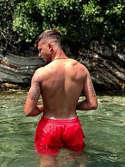 Tom Aroniadas Μοντέλο