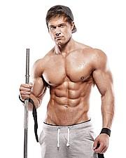 Tomas Klic (Tomáš Klíč) fitness model. Photoshoot of model Tomas Klic demonstrating Body Modeling.Body Modeling Photo #173814
