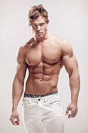 Tomáš Klíč Fitness Model