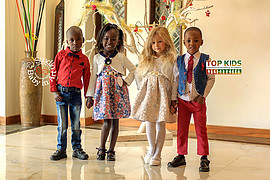 Top Kids Nairobi modeling academy. casting by modeling agency Top Kids Nairobi. Photo #191715