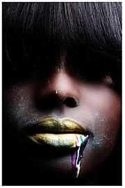 Traci Moore makeup artist. Work by makeup artist Traci Moore demonstrating Creative Makeup.Creative Makeup Photo #71690
