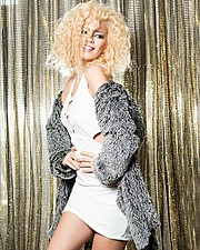 Traiana Anania model & actress. Photoshoot of model Traiana Anania demonstrating Fashion Modeling.Fashion Modeling Photo #177823