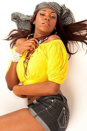 Tricia Jean Baptiste model. Photoshoot of model Tricia Jean Baptiste demonstrating Fashion Modeling.Fashion Modeling Photo #102636