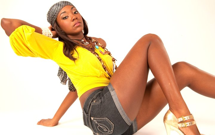 Tricia Jean Baptiste model. Photoshoot of model Tricia Jean Baptiste demonstrating Fashion Modeling.Fashion Modeling Photo #102637