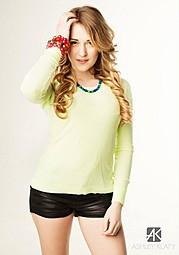 Trista Eleanor Taylor model. Modeling work by model Trista Eleanor Taylor. Photo #120649