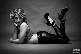 Trista Eleanor Taylor model. Photoshoot of model Trista Eleanor Taylor demonstrating Fashion Modeling.Fashion Modeling Photo #120654