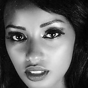 Tsion abebe is a Ethiopian model, currently based in Addis abeba, and Tsion have got so much passionate to the modeling and want to make a d