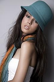 Tugba Erca model. Photoshoot of model Tugba Erca demonstrating Face Modeling.Face Modeling Photo #113131