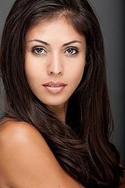 Tugba Erca model. Photoshoot of model Tugba Erca demonstrating Face Modeling.Face Modeling Photo #113149