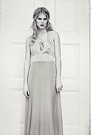Tuva Heger model (modell). Photoshoot of model Tuva Heger demonstrating Fashion Modeling.Fashion Modeling Photo #93111