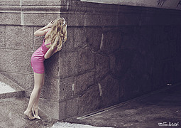 Tuva Heger model (modell). Photoshoot of model Tuva Heger demonstrating Editorial Modeling.Editorial Modeling Photo #93128