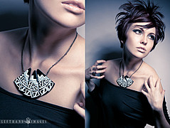 Unek Francis photographer. Work by photographer Unek Francis demonstrating Portrait Photography.NecklacePortrait Photography Photo #105734