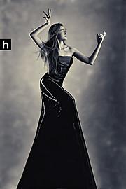 Valeria Gurevich model. Valeria Gurevich demonstrating Fashion Modeling, in a photoshoot by Oren Hayman.photographer Oren HaymanFashion Modeling Photo #126184