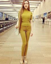 Valeria Gurevich model. Photoshoot of model Valeria Gurevich demonstrating Fashion Modeling.Fashion Modeling Photo #197572