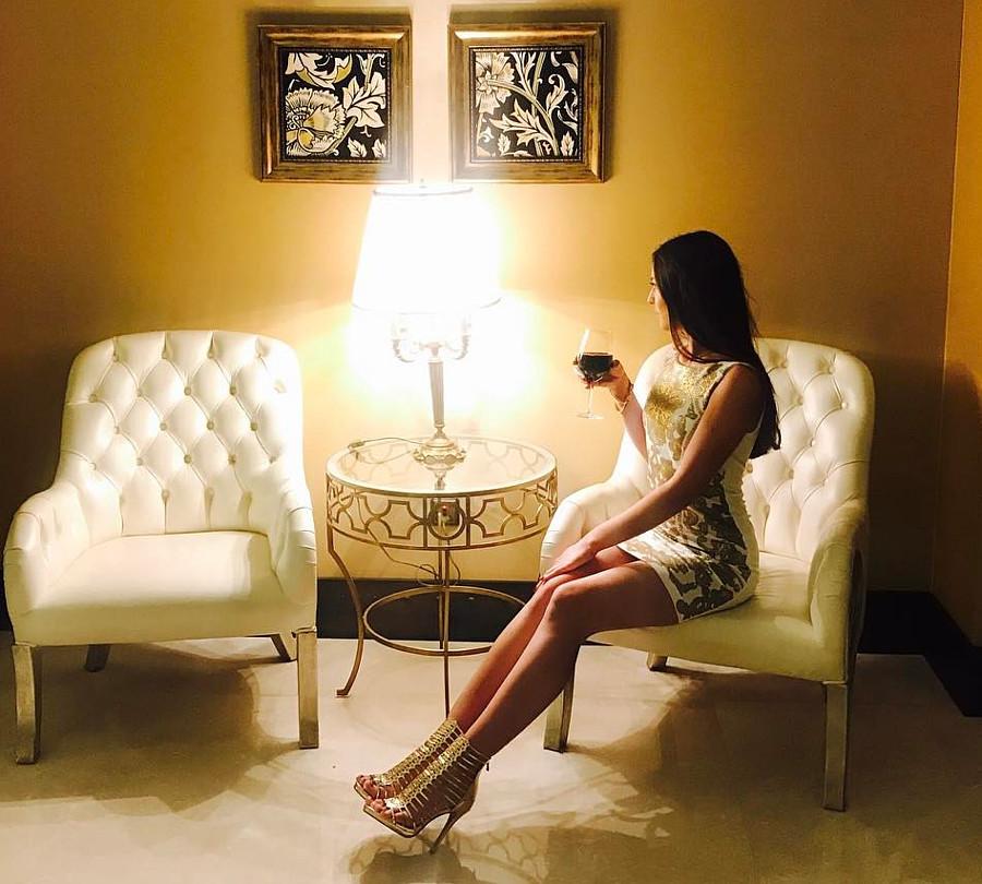 Valeria Kameri model. Photoshoot of model Valeria Kameri demonstrating Fashion Modeling.Fashion Modeling Photo #189570