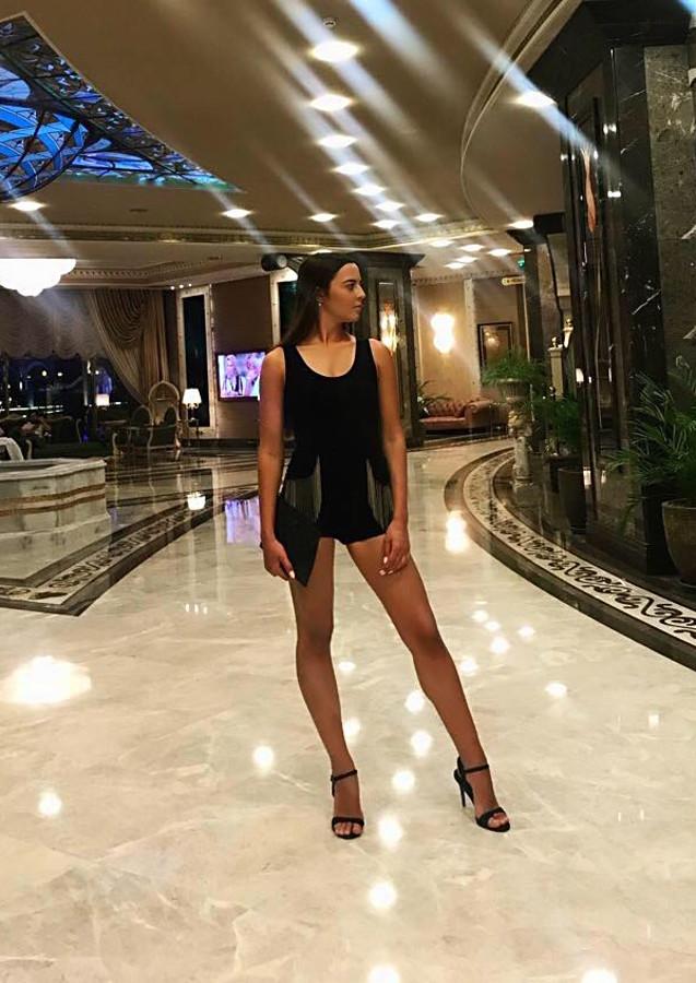 Valeria Kameri model. Photoshoot of model Valeria Kameri demonstrating Fashion Modeling.Fashion Modeling Photo #201680