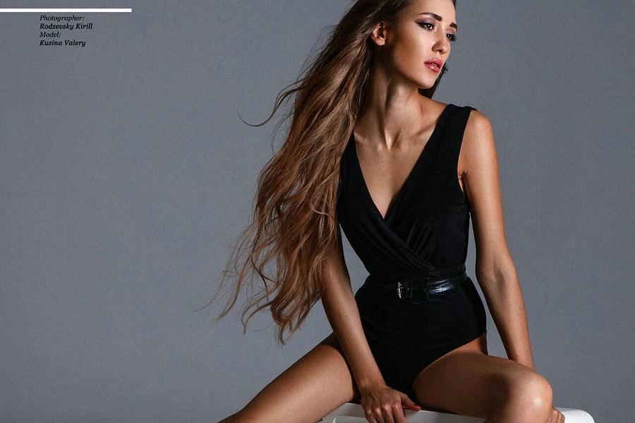 Valeria Kuzina model. Photoshoot of model Valeria Kuzina demonstrating Fashion Modeling.Fashion Modeling Photo #198940
