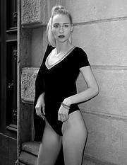 Valeria Kuzina model. Photoshoot of model Valeria Kuzina demonstrating Body Modeling.Body Modeling Photo #202475