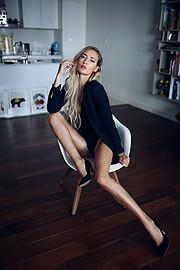 Valeria Kuzina model. Photoshoot of model Valeria Kuzina demonstrating Fashion Modeling.Fashion Modeling Photo #202477