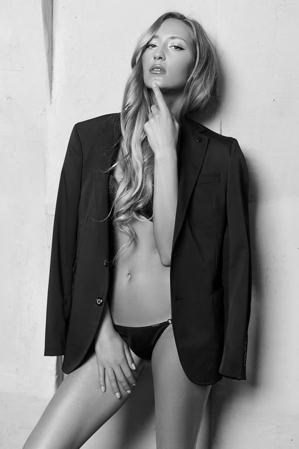 Valeria Kuzina Model