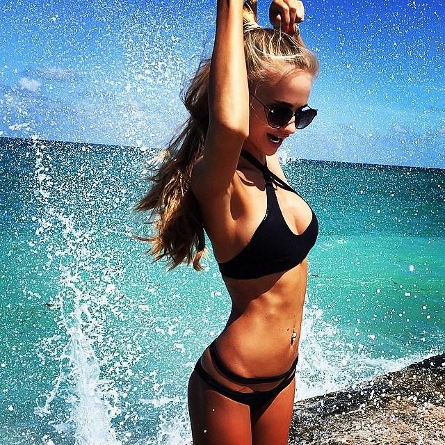 Valeria Sokolova model. Photoshoot of model Valeria Sokolova demonstrating Body Modeling.Body Modeling Photo #139921