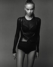 Valeria Sokolova model. Photoshoot of model Valeria Sokolova demonstrating Fashion Modeling.Fashion Modeling Photo #139928