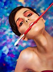 Vanessa Mills makeup artist. makeup by makeup artist Vanessa Mills. Photo #59749