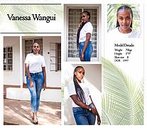 Vanessa Waweru Model