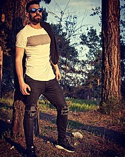 Vasileios Vasakos model (μοντέλο). Photoshoot of model Vasileios Vasakos demonstrating Fashion Modeling.Fashion Modeling Photo #182147