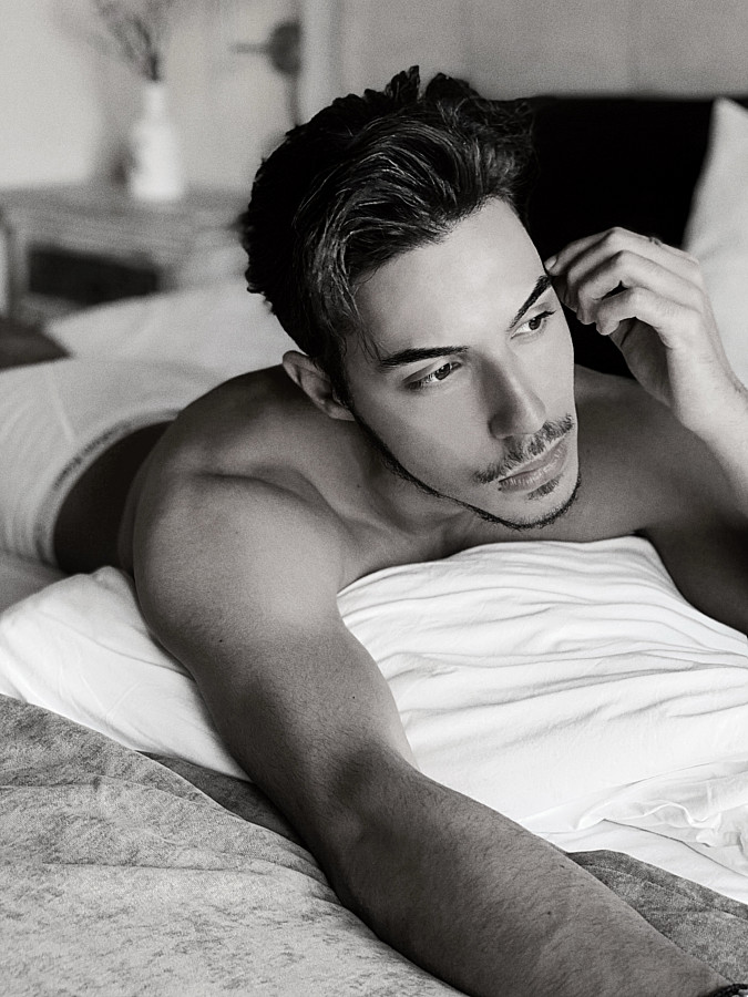 Vasilis Lazaridis model (Βασίλης Λαζαρίδης μοντέλο). Photoshoot of model Vasilis Lazaridis demonstrating Face Modeling.Face Modeling Photo #232264