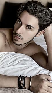Vasilis Lazaridis model (Βασίλης Λαζαρίδης μοντέλο). Photoshoot of model Vasilis Lazaridis demonstrating Face Modeling.Face Modeling Photo #232275