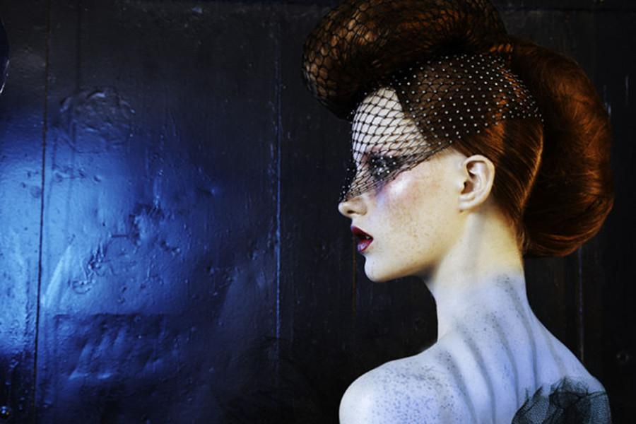 Vassilis Kokkinidis hair stylist & makeup artist. hair by hair stylist Vassilis Kokkinidis. Photo #193337