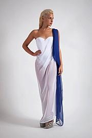Vassilis Thom fashion designer (σχεδιαστής μόδας). design by fashion designer Vassilis Thom. Photo #78222