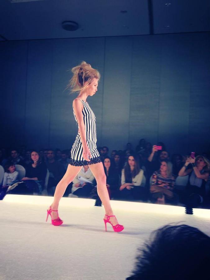 Vassilis Thom fashion designer (σχεδιαστής μόδας). design by fashion designer Vassilis Thom. Photo #78228