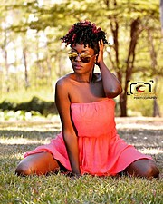 Vera Alberta is an editorial model based in Nairobi, Kenya. She participated in the auditions for the Initiative modeling agency. She has wo